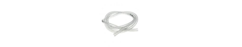 PVC cev s Kovinsko Spiralo